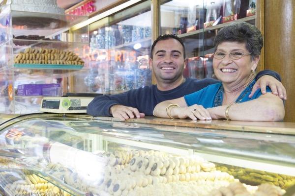family bakery business