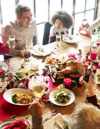 Christmas Dinner Rule Family Business