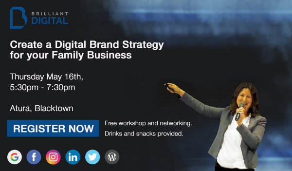 Events - Digital Brand Strategy