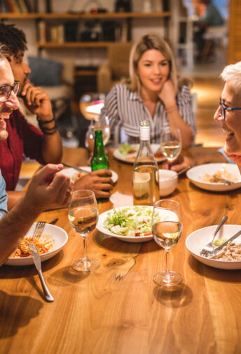 Don't break the Christmas Dinner Rule – how to manage conflict in family business